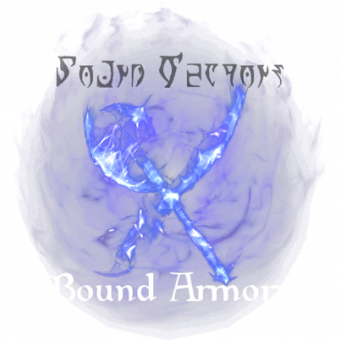 Bound Armory Extravaganza - the MCM version