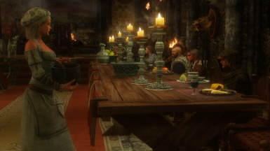 Royal DIning in Mistveil Keep