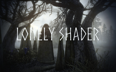 Graphics and Shader Mod - Lonely