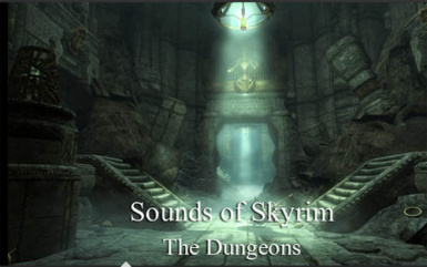Sounds of Skyrim Mod Atmospheric Sounds for Dungeons 17024f