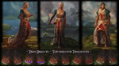 female male triss