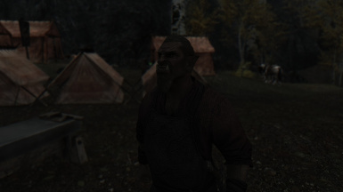 Orc Blacksmith - The game uses the same NPCs Soldiers Blacksmiths wounded etc