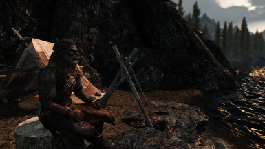 Orc Hunter-Fisherman