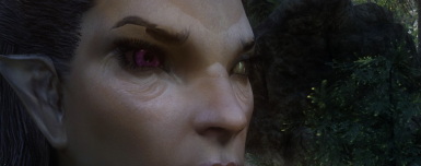 Dumner In Game - Heterochromia