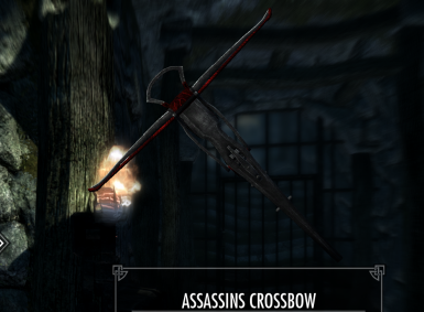 Assassins Crossbow