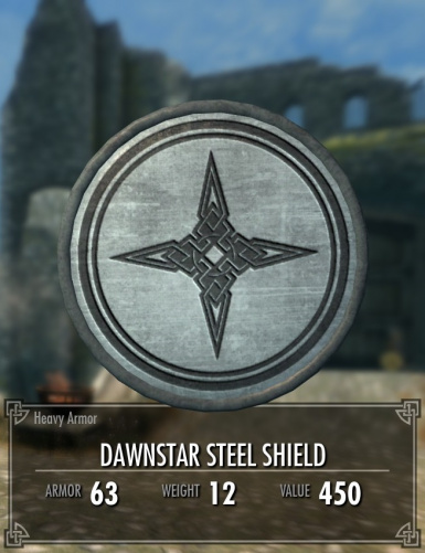 Dawnstar Shield