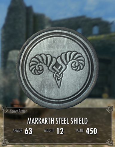 Markarth Shield