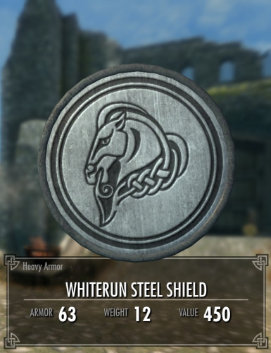 Whiterun Shield