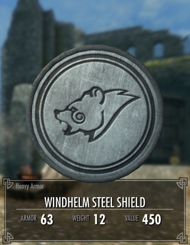 Windhelm Shield