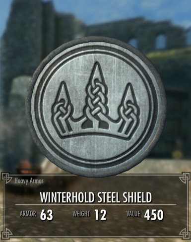 Winterhold Shield