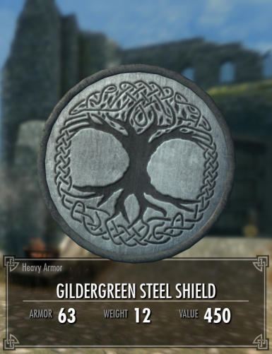 Gildergreen Shield