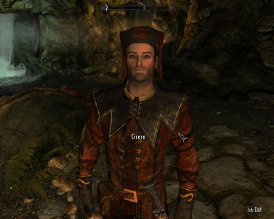 Cicero The Charming Keeper SSE