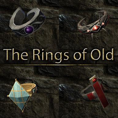The Rings of Old - Morrowind Artifacts for SE