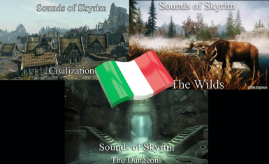 Sounds of Skyrim Complete SE - ITA