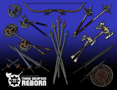 Thane Weapons Reborn