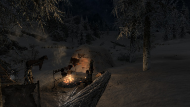 Night in Dawnstar