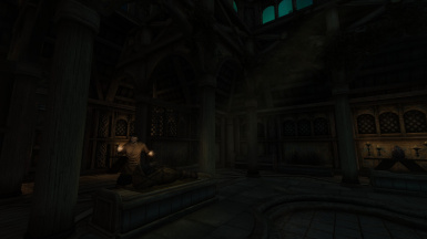 RLO 5_0 Alpha New Aurora Healing Rays Temple of Kynareth