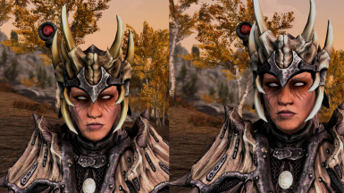 Jagged Crown Ebonsteel Retexture