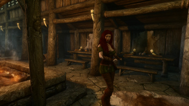 Izabella as a Standalone Follower (UNP or CBBE) (Kalilies' redhaired