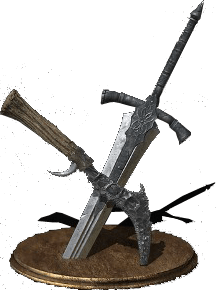 Dark Souls III - Farron Greatsword and Dagger