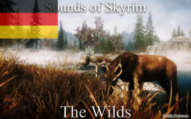 Sounds of Skyrim - The Wilds - German Translation