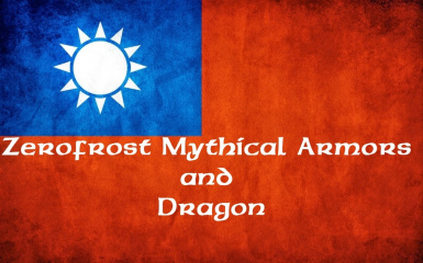 Zerofrost Mythical Armors and Dragon - Traditional Chinese Translation