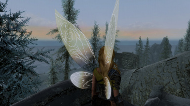 Alternate colors for Animated Fairy Wings