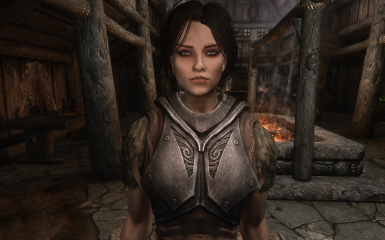 Realistic faces - Skyrim SE Character Overhaul