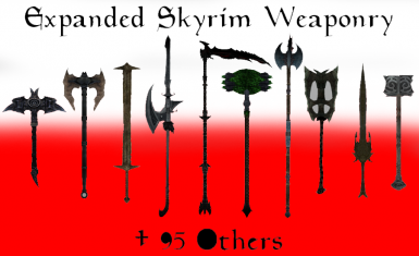 Skyrim SE Expanded Skyrim Weaponry - PL POLISH TRANSLATION