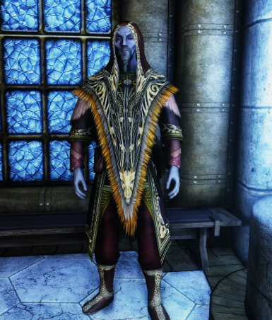 SSE - Arch-Mage - Hooded