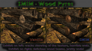Wood Pyres
