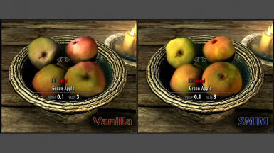 Apple Comparison