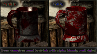 Bloody Tankard Comparison