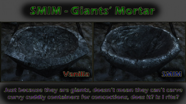 Giant Mortar