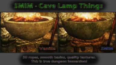 Cave Lamps