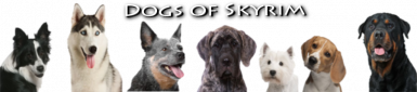 Dogs of Skyrim SSE