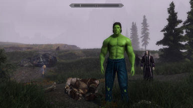 Hulk Follower
