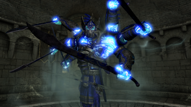 Mournful Aegis - Mihail Monsters and Animals (SSE) (mihail immersive add-ons - hammerfell - ESO)