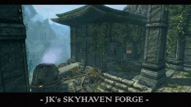 JK's Skyhaven forge