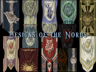Designs of the Nords Main Logo