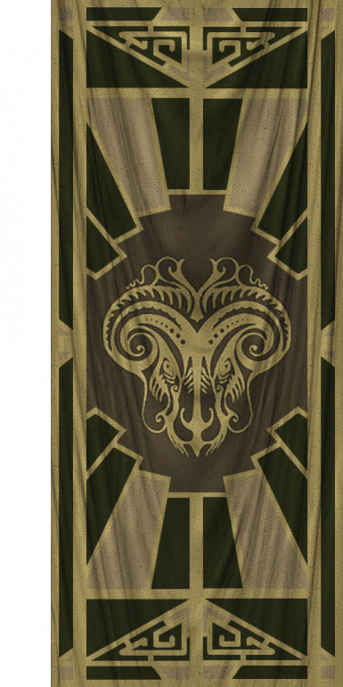 Markarth Banner by Foxia