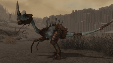 Verminous Fabricants - Mihail Monsters and Animals (SSE)(mihail immersive add-ons - ESO - morrowind)