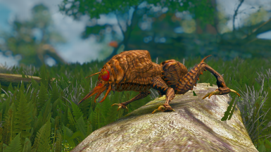 Nix-Creatures- Mihail Monsters and Animals (SSE)(mihail immersive add-ons - morrowind- ESO)