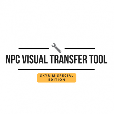 NPC Visual Transfer Tool Splash