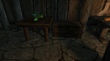 Riverwood   Alchemy Chest  Sleeping Giant Inn