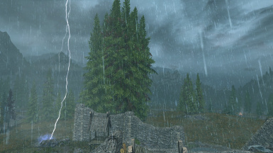 Lightning During Storms Sse (Minty lightning)