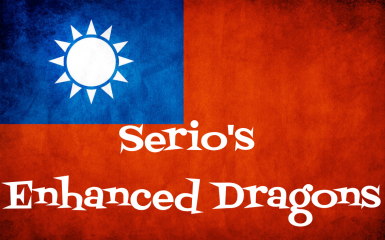 Serio's Enhanced Dragons - Traditional Chinese Translation
