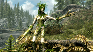 dryads mihail monsters and animals sse mihail immersive add ons