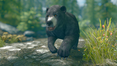 Bears of Cyrodiil - Mihail Monsters and Animals (SSE)(mihail immersive add-ons - oblivion)
