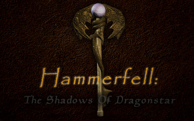 Hammerfell- Shadows of Dragonstar
